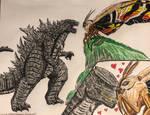 Monsterverse: GodzillaxMothra