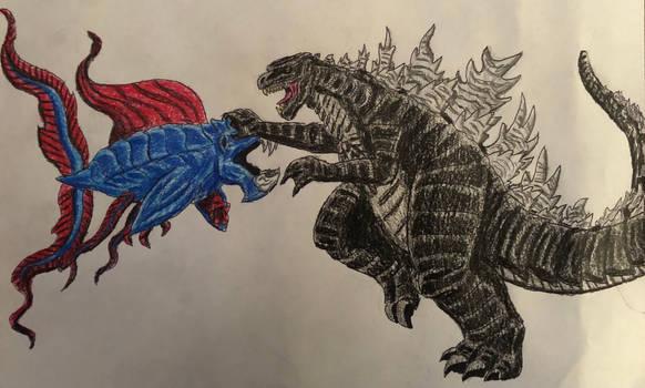 Monsterverse: Godzilla vs Genitor