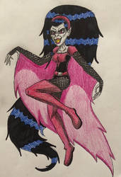 Marvel OC Teen Hero: Sirenita