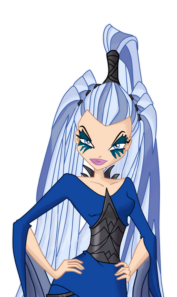 Winx Club Icy 6 season OFFICIAL by rossattiee
