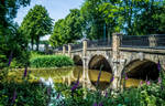 Paultons Bridge by EmMelody