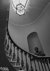 Up The Staircase by EmMelody