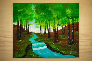 Woodland Serenity