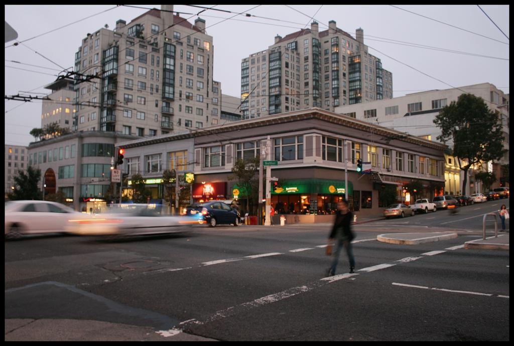 San Francisco by OhImSeeinStars