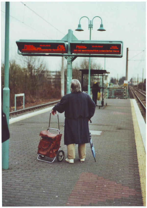 Destination Unknown I by Zuggamasta