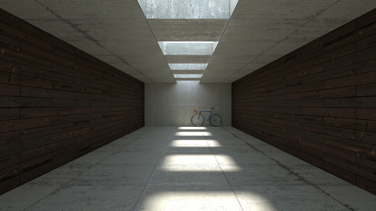 Wood,Concrete,Cycle Wallpaper 4K by Zuggamasta