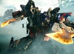 Optimus Prime READ ARTIST COMMENTS!