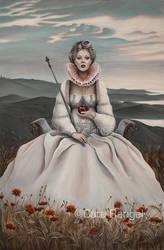 The Empress - Tarot Painting