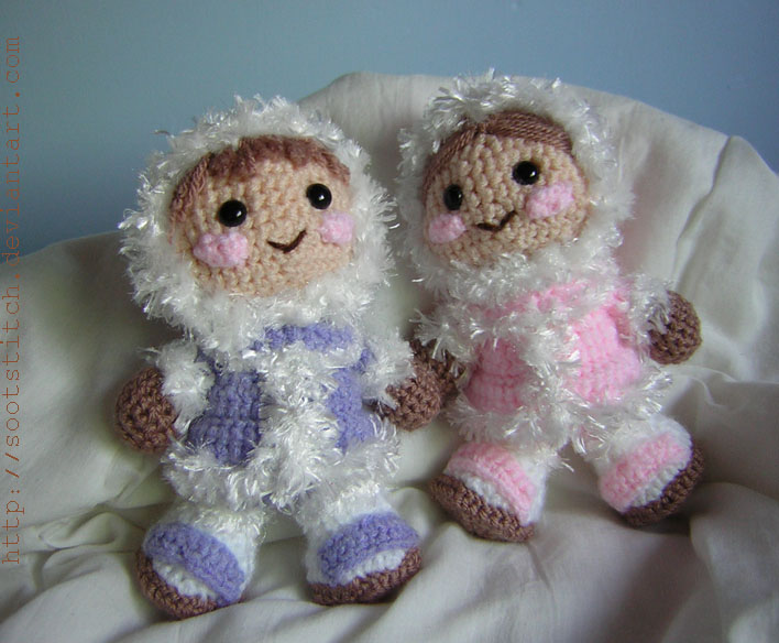 Ice Climbers by sootstitch