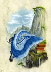 Eastern Elegance by Ridira