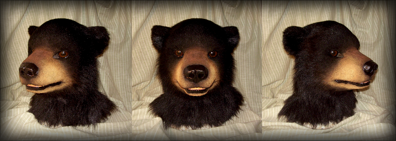 Black Bear by Ridira