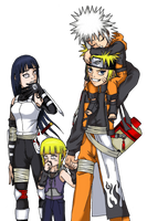 Naruto - Hinata - Pairing by Angelic-Zinle