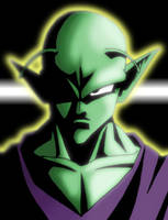 Piccolo by Angelic-Zinle