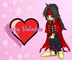 Happy Valentine by Angelic-Zinle