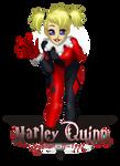 Happy Birthday Harley by Angelic-Zinle
