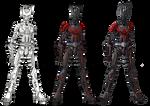 Armored Batman Beyond Suit