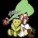 Yusura and Yonezawa (and Momota)