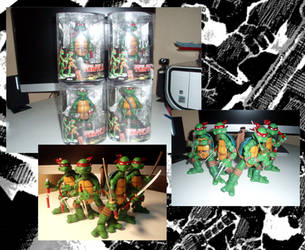 ''Neca TMNT'' -Figures by Angelic-Zinle