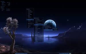 Fluxbox on Linux by ElderVLaCoste