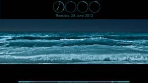 Fluxbox Mint 13 Maya - Azul Interminable