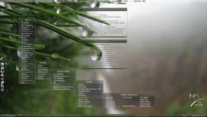 Fluxbox Mint 13 Maya - Pine Tree