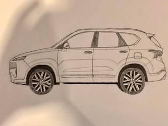 Hyundai Santa Fe by desert7844