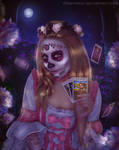 Fortuneteller by Shennikin