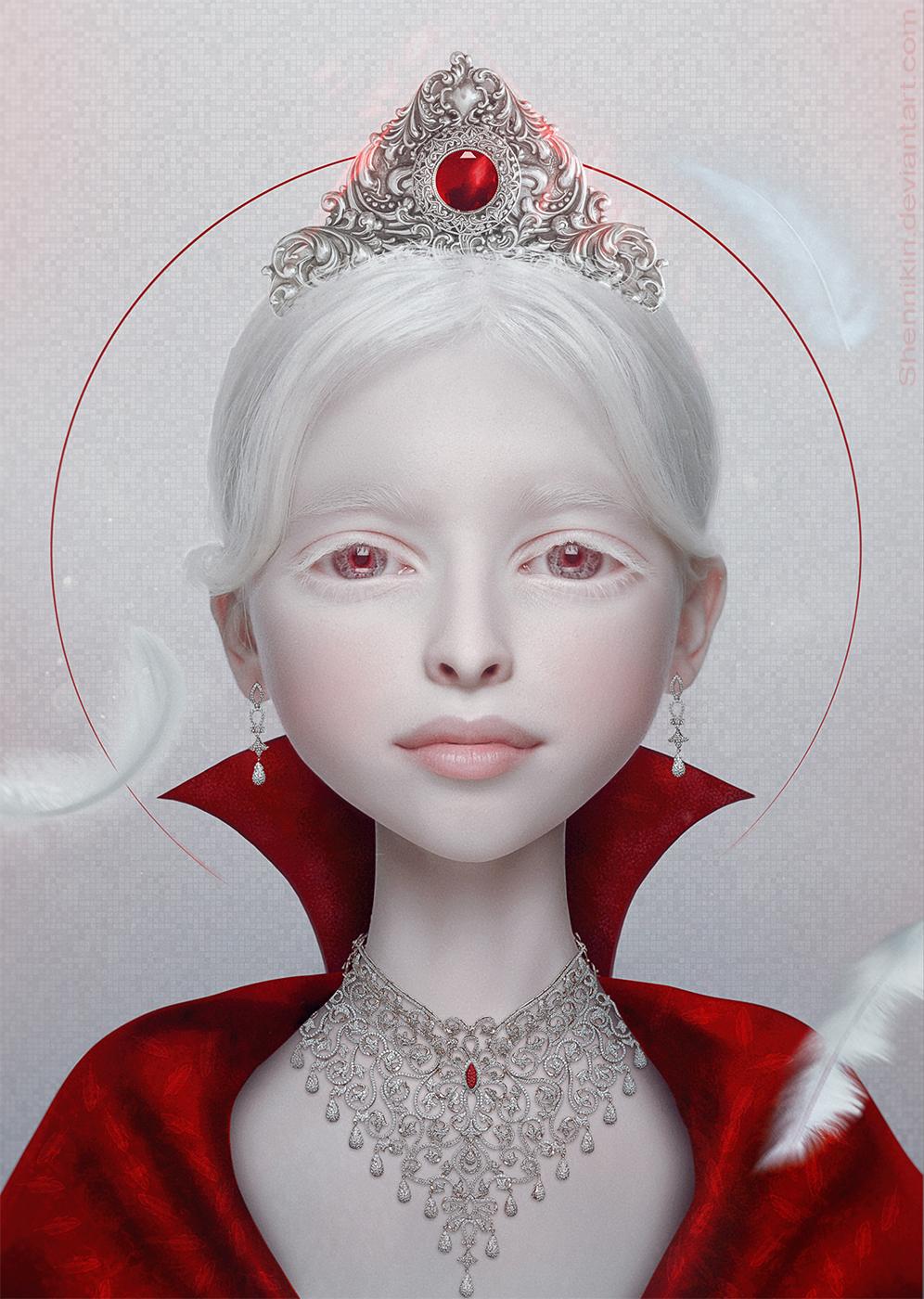 The Queen of Scarletlands