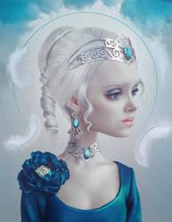 The Queen of Azurelands