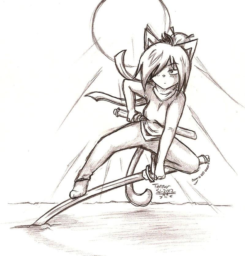 Ninja Tanner by NinjaTanner