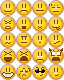 Smileys Set by Woolin