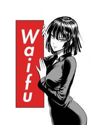 One Punch Man - Fubuki - Waifu (Eng version) by NickJoker