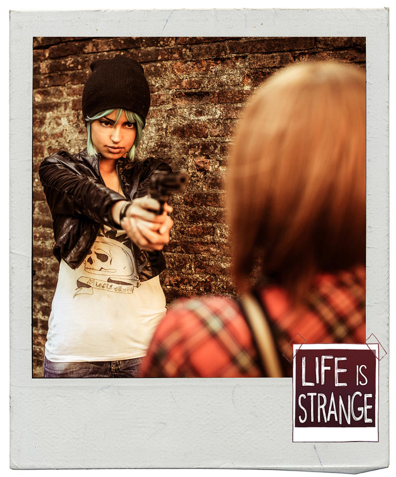 Life is Strange Cosplay - Chloe and Max by LuckyCosplayArt