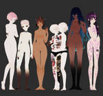 Vocaloid TDA edit bases