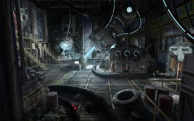 Exogenesis: Engine Room