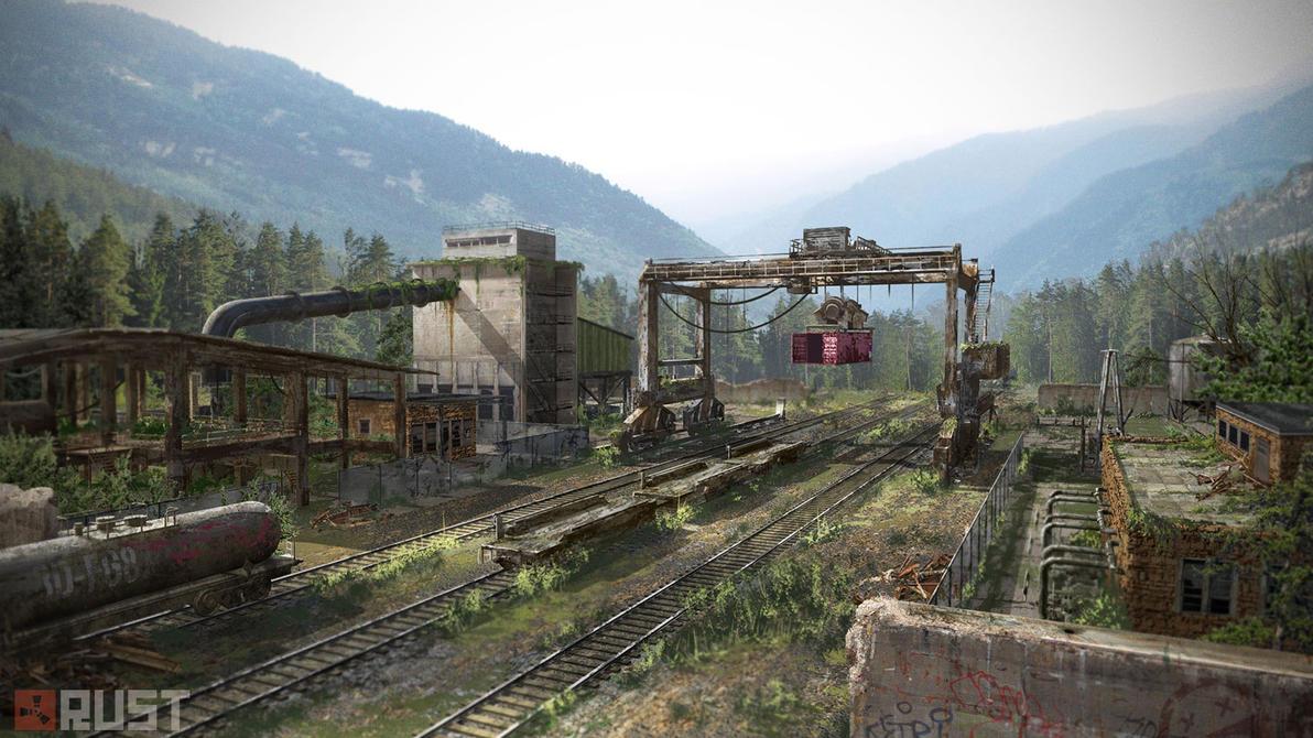 Rust Building Designer