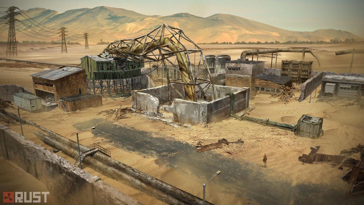 Radtown - Desert by Howi3