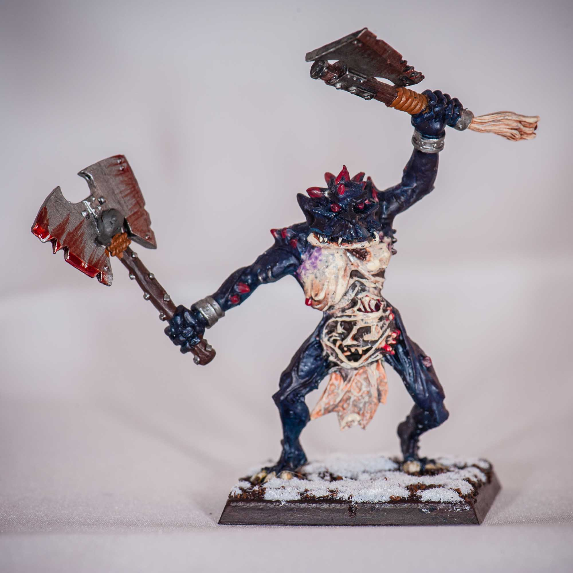 Chaos troll by chaosoverlordz on deviantart for Chaos overlords