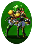 Dr Coyle's protege by ChaosOverlordZ