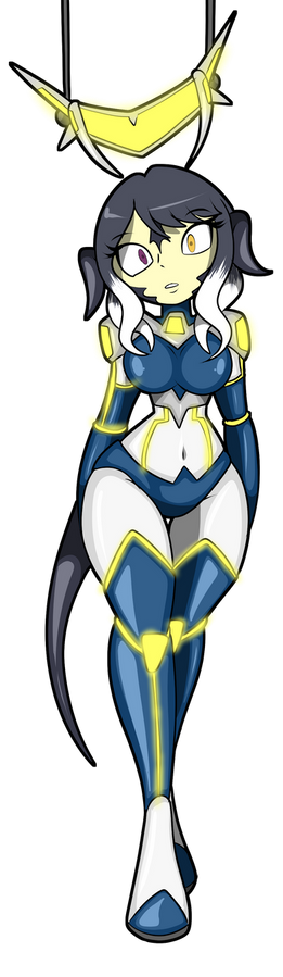 Luna Sapphirestar Integration to Kiryu