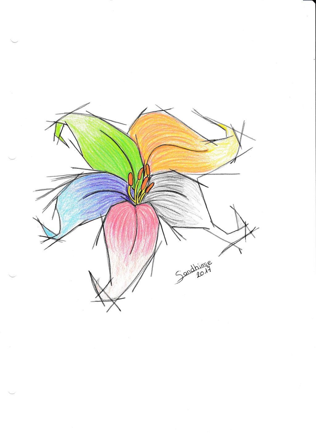 fleur de lys by hecateambrage on deviantart. Black Bedroom Furniture Sets. Home Design Ideas