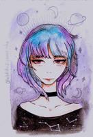 Annushka Nebula by acid-candyx