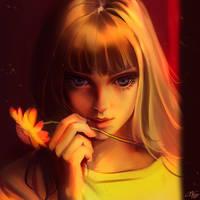 Flower by MarcoSilvart