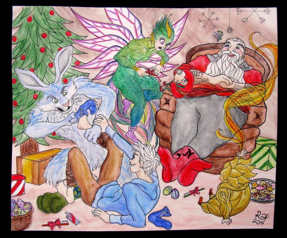 Secret Santa by 24Autumnights