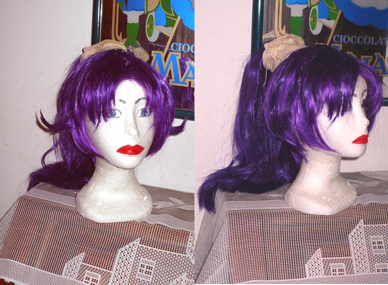 Yoruichi Wig 109