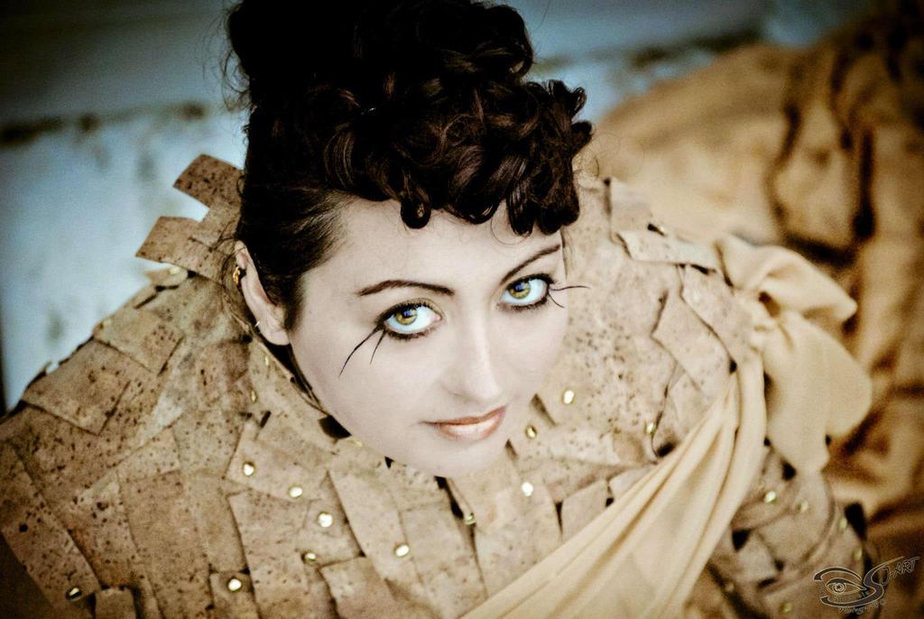 Johanna Mason by AsterDust on DeviantArt