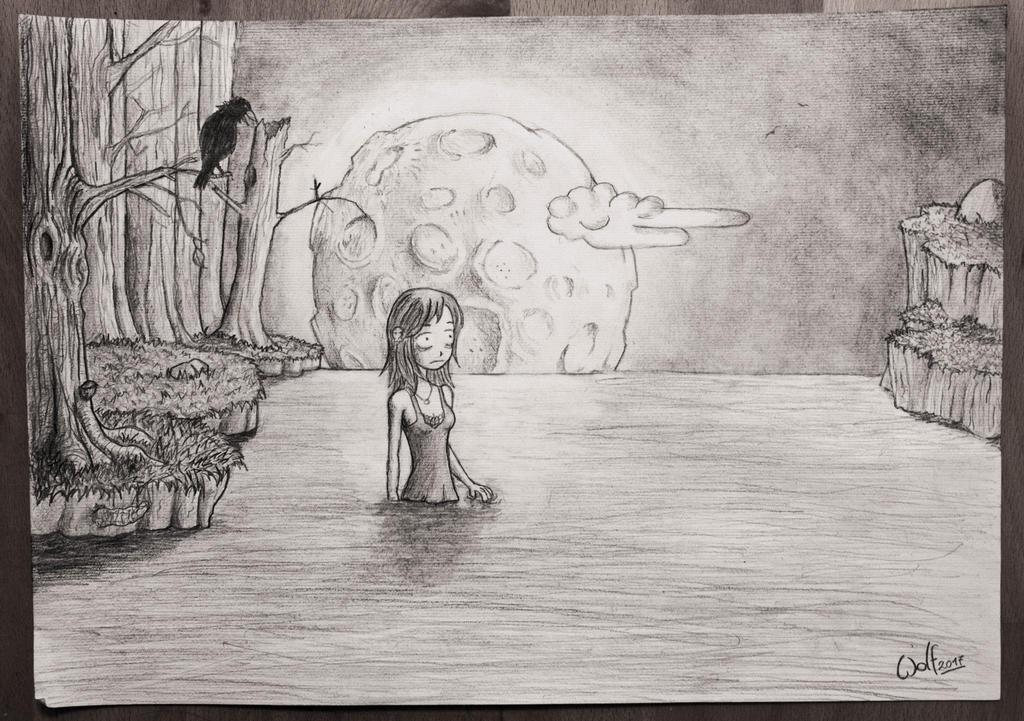 Moonstruck/Mondsuechtig