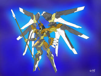 Anubis - Zone of the Enders