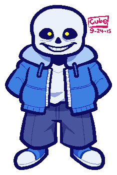 SANS by Cubesona