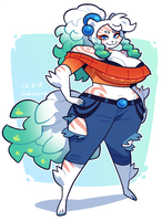 FUSION: Buxyoh by Cubesona